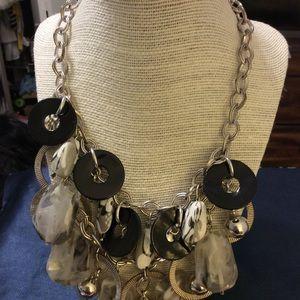 Chunky fun necklace